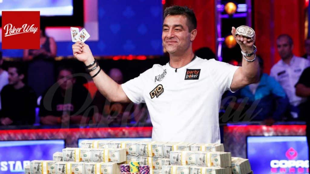قهرمان پوکر جهان