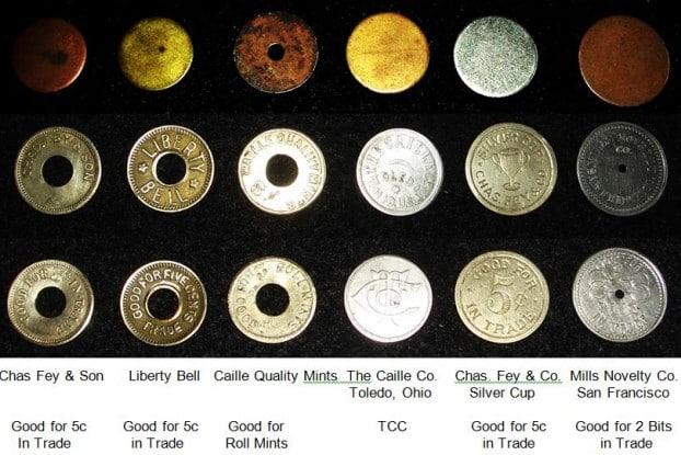 سکه ماشین اسلات