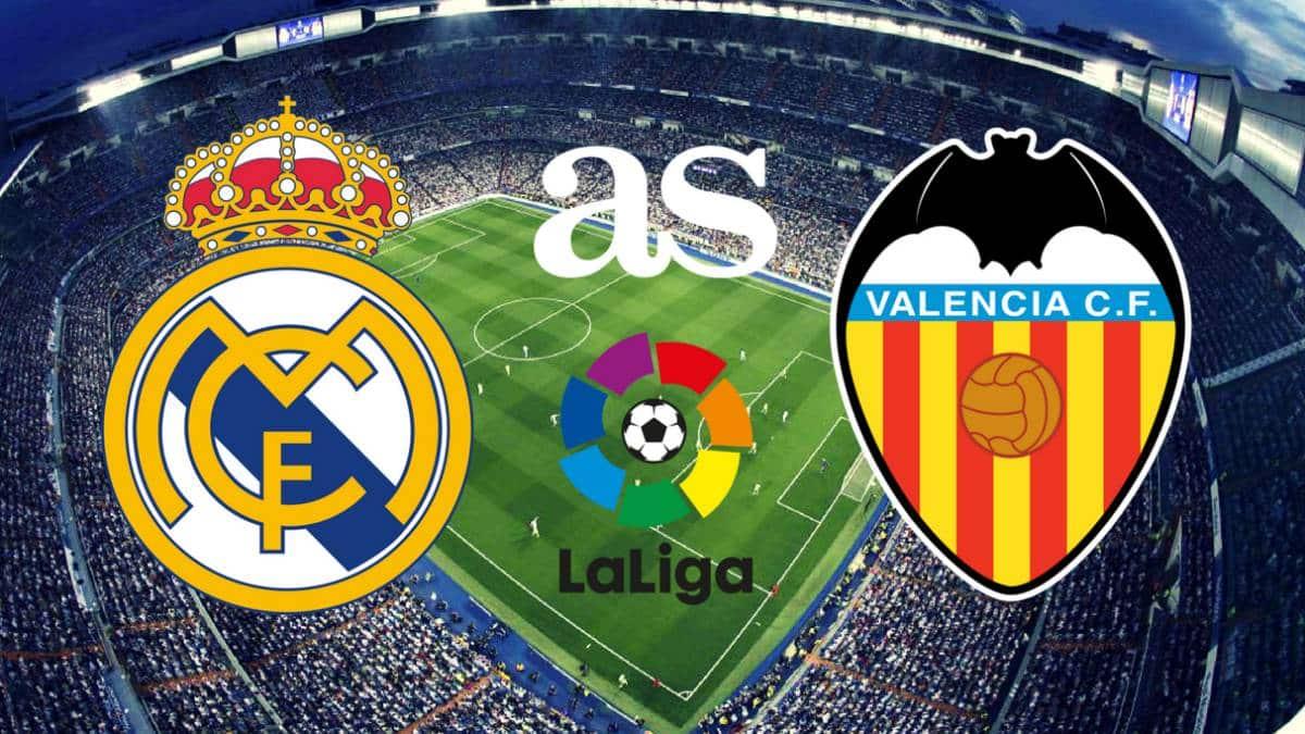 شرط بندی رئال مادرید - والنسیا